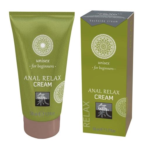 Anal-Entspannungscreme für Anfänger