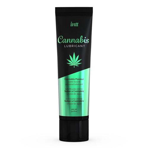 Cannabis Gleitmittel auf Wasserbasis