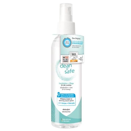 Clean 'n' Safe Sexspielzeugreiniger - 200 ml