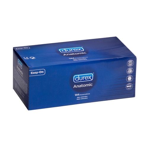 Durex Anatomic Kondome - 144 Stück
