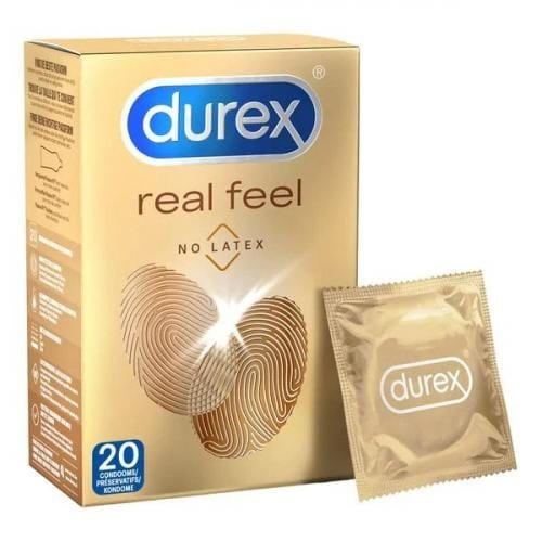Durex Gefühlsechte Kondome - 20 Kondome
