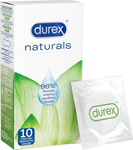 Durex Kondome Natural - 10 Stück