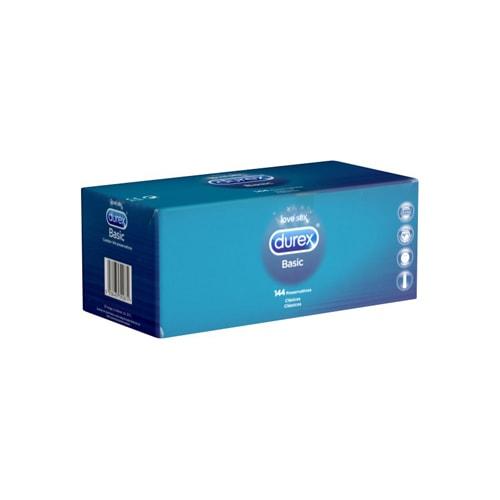 Durex Natural (Basic) Kondome 144 Stück