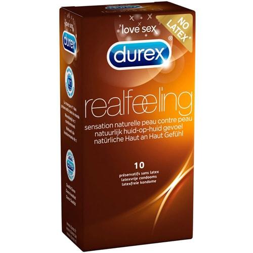 Durex Real Feeling - 10 Stück