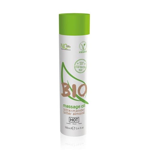HOT BIO Massageöl Bittermandel - 100 ml