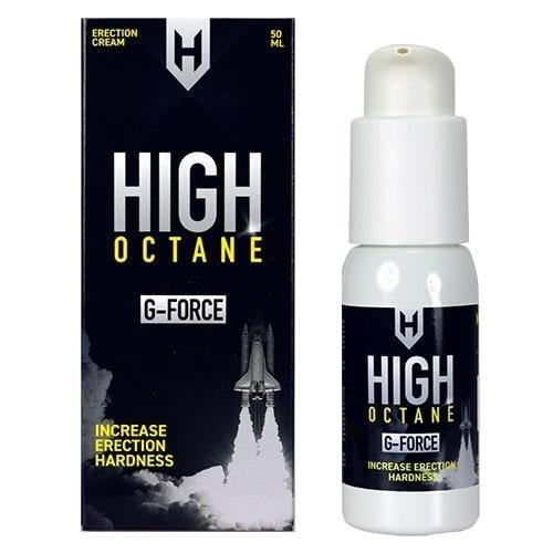 High Octane G-Force Erection Stimulationscreme