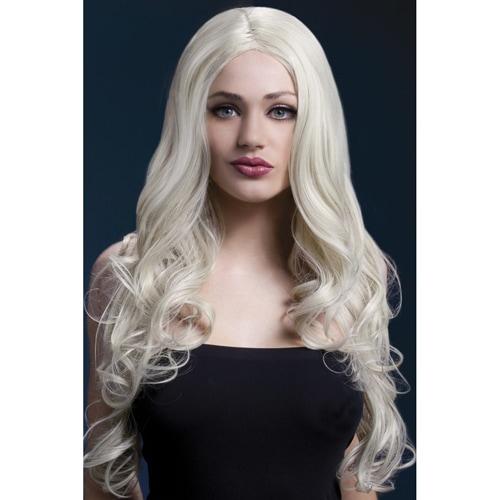 Lange Perücke Fever - Blond