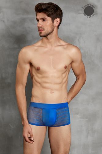Männer-Boxershorts - Blau