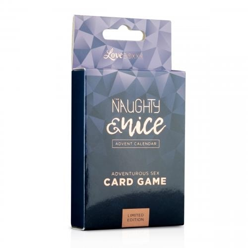 Naughty & Nice Jeu De Cartes