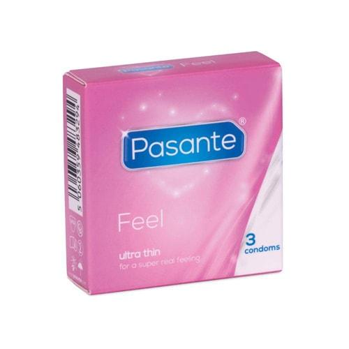 Pasante Feel Kondome 3 Stück