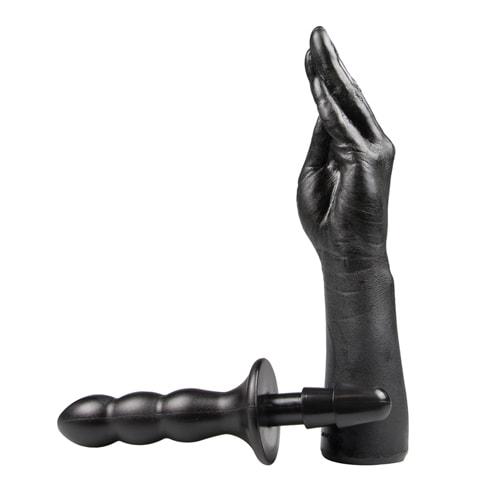 TitanMen - Die Hand mit einem Vac-U-Lock-kompatiblen Handgriff.